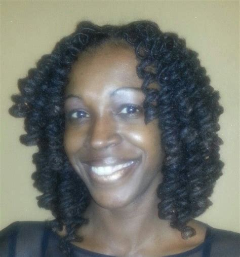 If you have your heart set on ringlets and spirals there's no reason you can't experiment with different setting products and the steps listed below. Loc styles spiral curl www.twistedrootz.com | Spiral curls ...