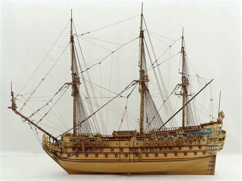 What S Boat In Spanish by Ship Model Spanish Ship Of The Line San Felipe