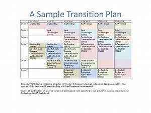 lovely service transition plan template images example With executive transition plan template