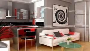 Comment Décorer Son Appartement : gagner en place dans son appartement ~ Premium-room.com Idées de Décoration