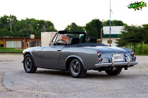 1968 Datsun Roadster feature 1968 datsun roadster