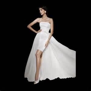 wedding gowns with detachable trains dentelle lace wedding dress detachable 10793 agnes bridal