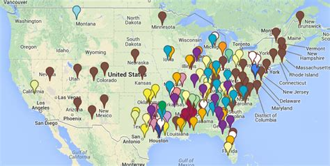 Map: more than half of states have an active KKK chapter - Vox