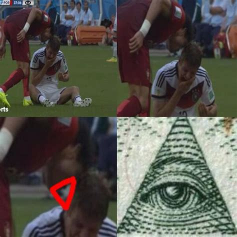 Lionel Messi Illuminati by Definitive Proof That The World Cup Is Being Controlled By