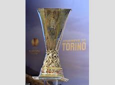 Europa League quarterfinal draw live Daily Mail Online
