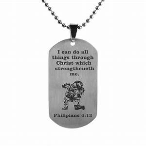 Kneeling Soldier Dog Tag | Dog Tag Necklaces on ...