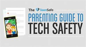 Parenting Guide To Tech Safety - Infographic