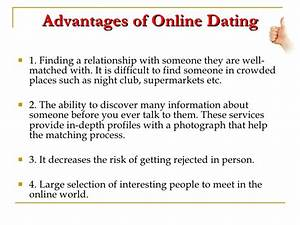 Essay gegen Online-Dating
