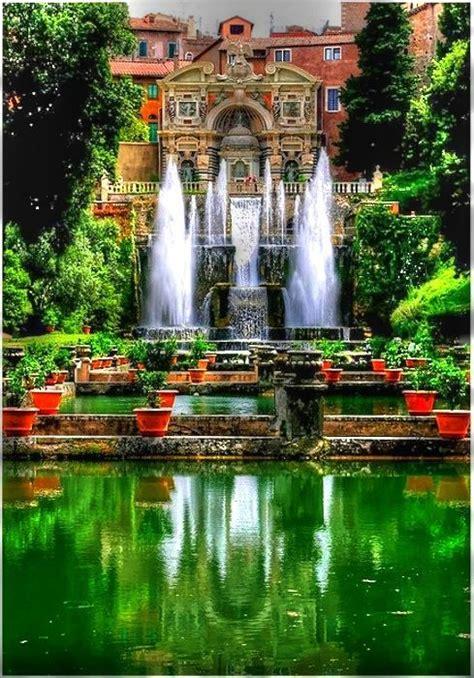 tivoli gardens italy tivoli gardens rome italy amazing world