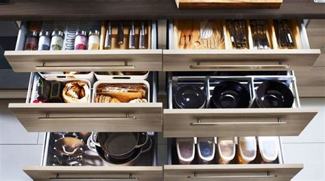 rangement dans la cuisine comment bien organiser sa cuisine plans pluriel