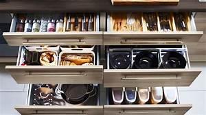 Meuble De Cuisine Rangement : rangement cuisine et meuble de rangement cuisine c t maison ~ Edinachiropracticcenter.com Idées de Décoration