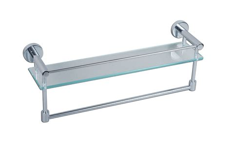China Bathroom Glass Shelf (qj Series)-china Glass