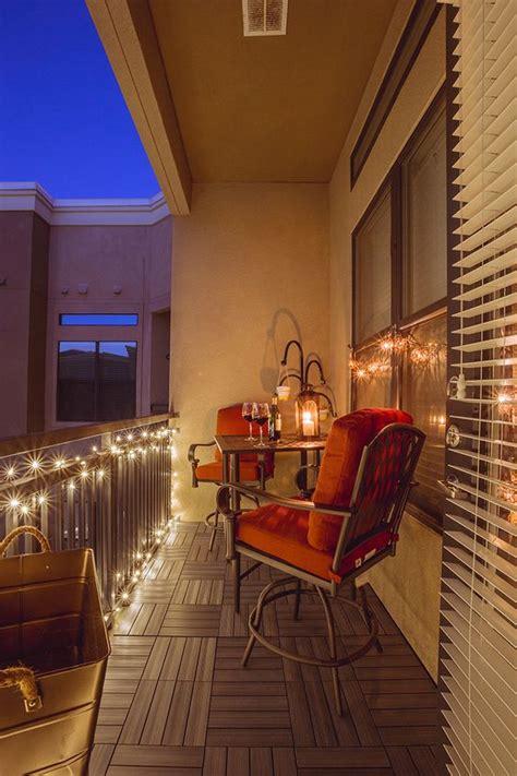 ideas especiales  decorar tu balcon