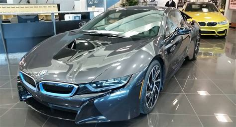 Someone Paid Bmw $100,000 Over I8's Msrp