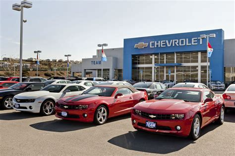 Chevrolet, Buick, Gmc & Cadillac Dealers Upgrading Stores