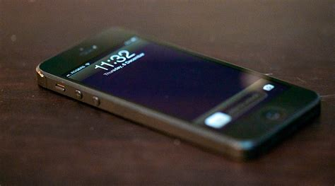 iphone 5 black out going on wallpaper imore