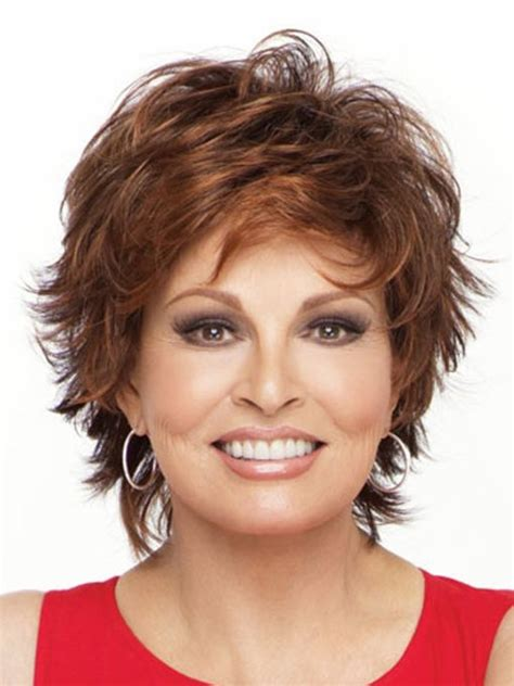 short shaggy hairstyles for women over 40 shag haircuts for women over 40