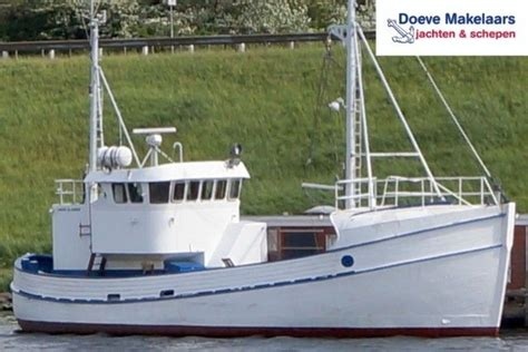 foto de Voormalige Viskotter / Varend Woonschip 19 65 uit 1960 te