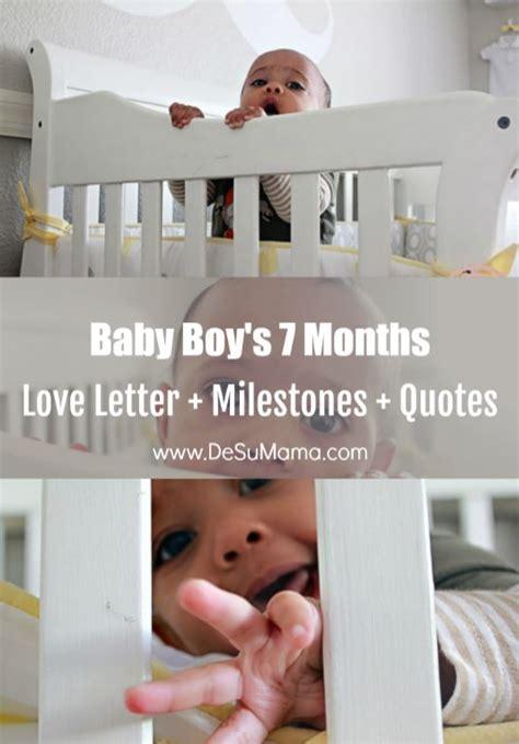 happy  month  baby boy love letter quotes milestones   son