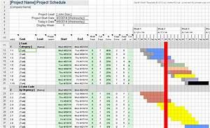 Online Progress Chart Free Gantt Chart Template For Excel