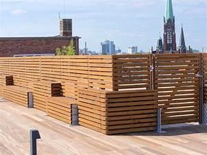 Sichtschutz Aus Holz : pflanzkasten ecke mit sichtschutz heimisches holz made in germany ~ Eleganceandgraceweddings.com Haus und Dekorationen
