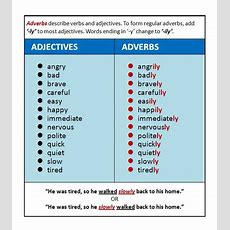 #adjectives And #adverbs  It's Not Only About Adding A Ly!! #englishlessons Grammar