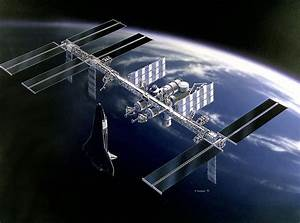 Space Station Freedom - Wikipedia