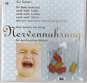 Geschenke Für Junge Eltern : zur geburt nervennahrung geschenk im ballon gl ckwunschkarte ~ Markanthonyermac.com Haus und Dekorationen