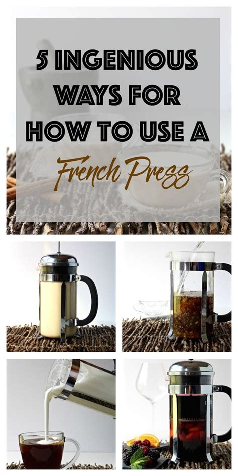 The combination of cold milk and bittersweet coffee is simply a match made in heaven. How to Make Frothy Milk Foam with a French Press (STEP-BY-STEP PHOTOS) | Recipe | French press ...