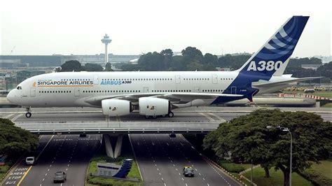 los  aviones mas largos del mundo youtube