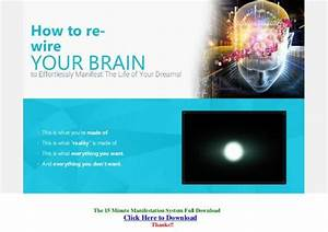 The 15 Minute Manifestation System Full Free Download  Mp3
