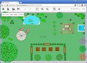 archifacile telecharger With plan de jardin en ligne gratuit
