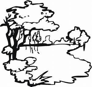 Lake Coloring Pages Coloring Pages