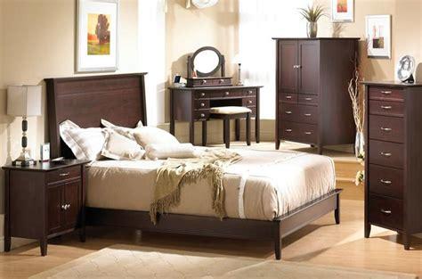 ensemble de chambre à coucher de style contemporain choix