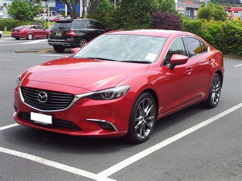 [review] 2015 Mazda6