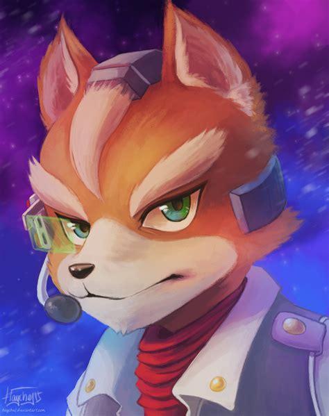 Fox Mccloud By Haychel On Deviantart