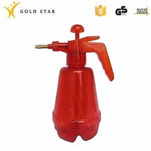 1 5l Plastic Manual Water Flower Pressure Sprayer
