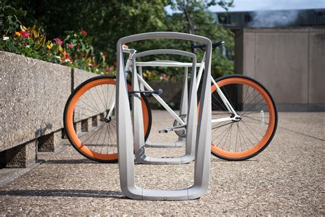 twist bike rack outdoor formssurfaces