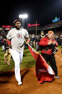 Boston celebrates Red Sox's World Series victory