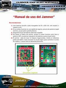 Jammer Slot Machine User Manual