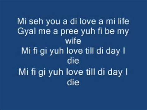 yuh love by vybz kartel download