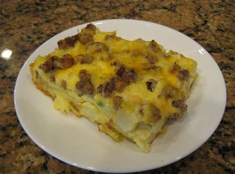 make breakfast casserole easy make ahead breakfast casserole recipe just a pinch recipes