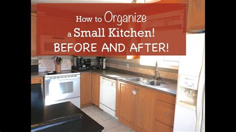 how do you organize kitchen cabinets how to organize a small kitchen before and after