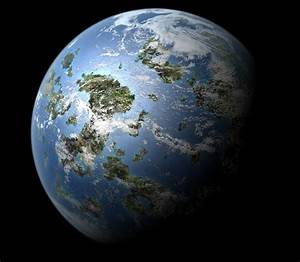 Real Earth Like Planet - Pics about space