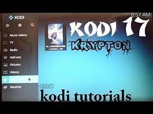 HOW TO ADD FAVORITE MOVIE STREAMS IN ★ KODI 17 KRYPTON ...