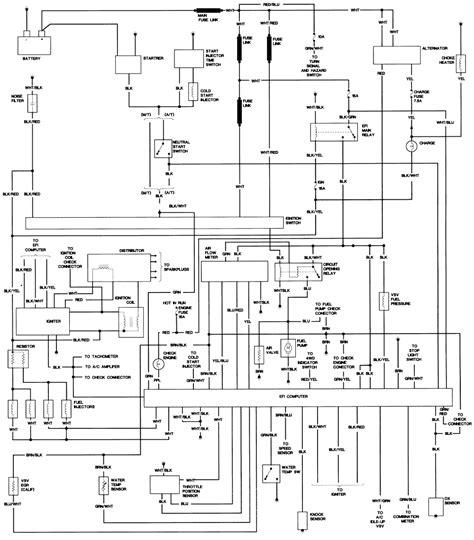 Toyota Runner Engine Diagram Downloaddescargar