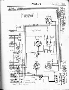 Ford Thunderbird Solenoid Diagram