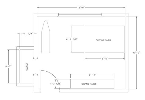 room design floor plan pdf diy floor plans for sewing room fences plans