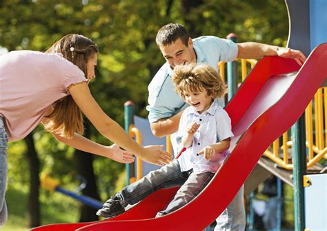 playground children child parenting playful tips law taught networking play playgrounds slide istock daughters gettyimages lot toddler baby