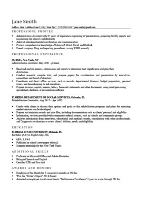 Sle Professional Resume Templates by Resume Templates For It Professionals Danetteforda